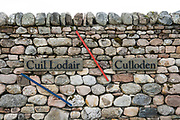 The Culloden Battlefield visitor center is run by the National Trust for Scotland, near Inverness, United Kingdom, Europe. The Battle of Culloden on 16 April 1746 was part of a religious civil war in Britain and was the final confrontation of the Jacobite rising of 1745. It was the last pitched battle on British soil, and in less than an hour about 1500 men were slain – more than 1000 of them Jacobites. After an unsuccessful Highland charge against the government lines, the Jacobites were routed and driven from the field. Today, strong feelings are still aroused by the battle and the brutal aftermath of weakening Gaelic culture and undermining the Scottish clan system. Three miles south of Culloden village is Drumossie Moor, often called Culloden Moor, site of the battle. Culloden is in Scotland 5 miles east of Inverness, off the A9/B9006, directed by brown signs.