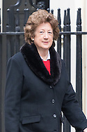 Baroness Anelay arrives at the UK Cabinet meeting at Downing Street, London.<br /> Picture by Paul Davey/Focus Images Ltd +447966 016296<br /> 08/03/2016