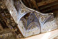Egypt . Cairo : mosque SHAYKHU under renovation - in SALIBA street Islamic Cairo +