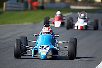 #27 Raymond SMITH Van Diemen RF88 during Avon Tyres Formula Ford 1600 National & Northern Championship - Pre 90 - Qualifiying  as part of the BRSCC Oulton Park Season Opener at Oulton Park, Little Budworth, Cheshire, United Kingdom. April 09 2016. World Copyright Peter Taylor/PSP. Copy of publication required for printed pictures.  Every used picture is fee-liable.