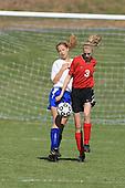MCHS Girls Soccer 2008