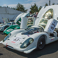 #63 1969 Porsche 917 (chassis 917-002) – Grid 5 on 05/07/2018 at the Le Mans Classic, 2018