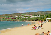 Hulupoe Bay, Manele, Lanai Hawaii, beach, beaches.