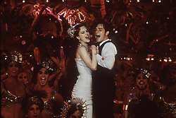 Feb. 12, 2002 - Beverly Hills, California, United States - Australian actress Nicole Kidman (L) and Scottish actor Ewan McGregor (R) in a scene from the movie ''Moulin Rouge'' which was nominated for 8 Oscars including Best Picture in Beverly Hills 12 February, 2002.  Kidman was also nominated for Best Actress for her role in the movie.  The 74th Annual Academy Awards will be held in Hollywood, CA, on 24 March.  AFP PHOTO/20th Century Fox (Credit Image: © Minneapolis Star Tribune/ZUMAPRESS.com)