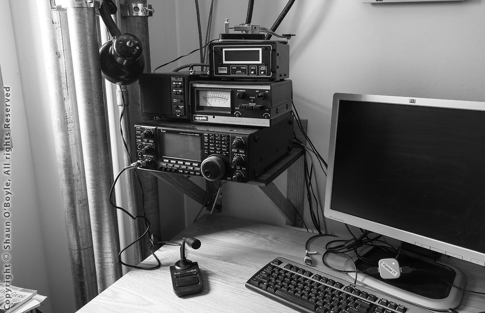 Ham radio in GWR