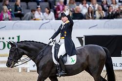 Werth Isabell, GER, Weihegold OLD<br /> LONGINES FEI World Cup™ Finals Gothenburg 2019<br /> © Hippo Foto - Stefan Lafrentz<br /> 05/04/2019