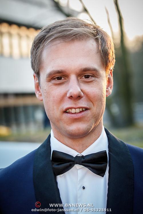 NLD/Hilversum/20150217 - Inloop Buma Awards 2015, Armin van Buuren