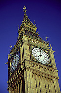 A 28.1 MG FILE FROM FILM OF:.Big Ben in the City of London. Photo by Dennis Brack