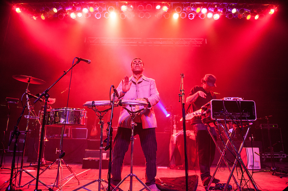 Cumbia Machin at Congress Theater