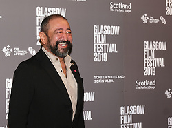 Glasgow Film Festival 2019<br /> Scottish Premier of Papi Chulo<br /> <br /> <br /> Pictured: Alejandro Pati no  <br /> <br /> (c) Aimee Todd | Edinburgh Elite media