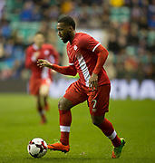 Canada&rsquo;s David Junior Hoilett - Scotland v Canada, friendly international at EasterRoad, Edinburgh.Photo: David Young<br /> <br />  - &copy; David Young - www.davidyoungphoto.co.uk - email: davidyoungphoto@gmail.com