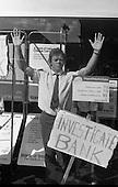 1975 - Fergus Rowan Sits In At Bank of Ireland.  (J70)