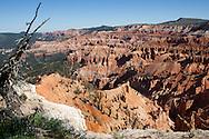 Cedar Breaks National Monument, Utah.