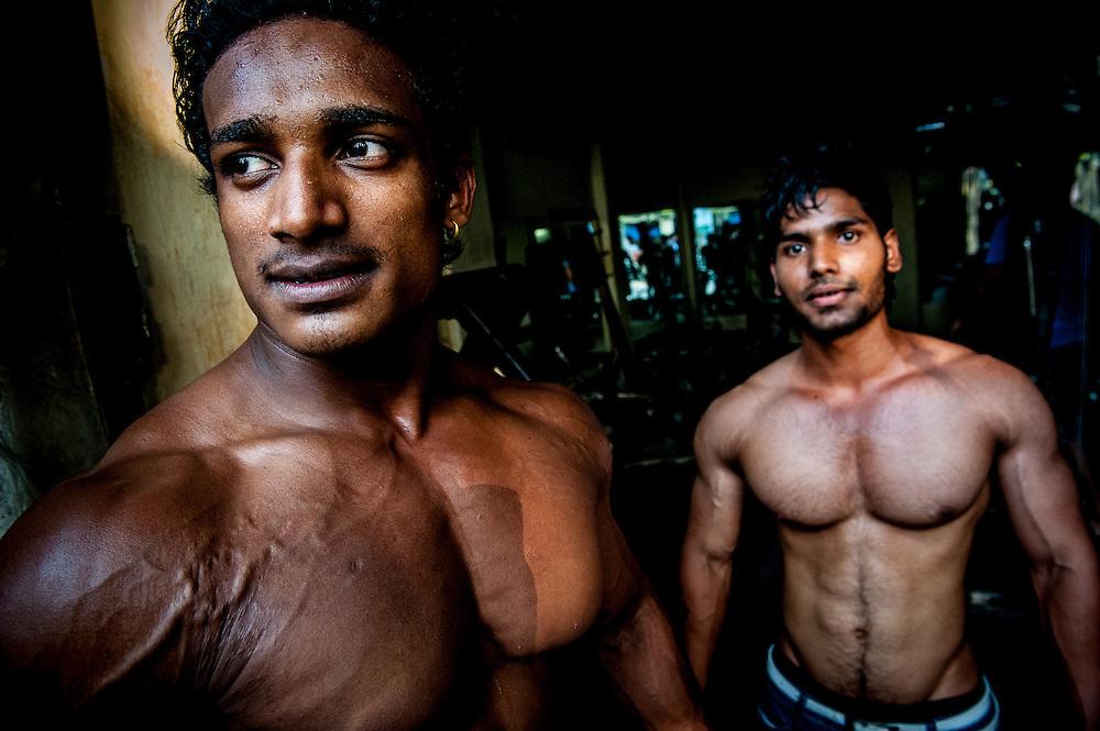 Akhara, Asia, body builder, India, New Delhi