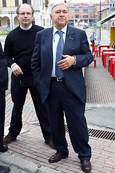 TERREMOTO NEL FERRARESE 2012: VISITA DEL CARDINALE CAFFARRA A SANT'AGOSTINO. IMPRENDITORE DI SANT'AGOSTINO