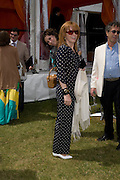 MARIE HELVIN; STEPHANIE POWERS,  2008 Veuve Clicquot Gold Cup Polo final at Cowdray Park. Midhurst. 20 July 2008 *** Local Caption *** -DO NOT ARCHIVE-© Copyright Photograph by Dafydd Jones. 248 Clapham Rd. London SW9 0PZ. Tel 0207 820 0771. www.dafjones.com.