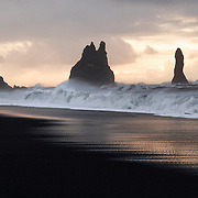 Reynisfjara Beach - Vik | Iceland 2016
