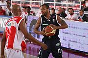 DESCRIZIONE : Teramo Lega A1 2006-07 Siviglia Wear Teramo Climamio Fortitudo Bologna <br /> GIOCATORE : Norris <br /> SQUADRA : Climamio Fortitudo Bologna <br /> EVENTO : Campionato Lega A1 2006-2007 <br /> GARA : Siviglia Wear Teramo Climamio Fortitudo Bologna <br /> DATA : 22/04/2007 <br /> CATEGORIA : Palleggio <br /> SPORT : Pallacanestro <br /> AUTORE : Agenzia Ciamillo-Castoria/G.Ciamillo