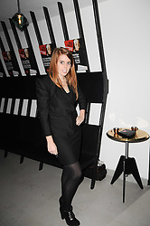 PRINCESS BEATRICE OF YORK at the Help For Haiti Fundraiser held at Circus, Endell Street, London on 26th January 2010.