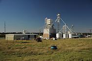 Animal Science Feel Mill located on Range Road west of Stillwater Ok.