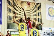 Trieste - Sencur<br /> Amichevole precampionato <br /> Legabasket Serie A 2019-20<br /> Parma, 14/09/2019<br /> Foto Ciamillo-Castoria