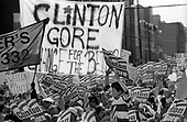 Four days on the Clinton Presidential Campaign October 1992