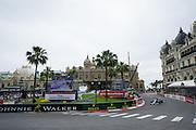May 20-24, 2015: Monaco F1: Marcus Ericsson, Sauber Ferrari