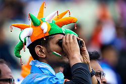 India fans - Mandatory by-line: Robbie Stephenson/JMP - 30/06/2019 - CRICKET - Edgbaston - Birmingham, England - England v India - ICC Cricket World Cup 2019 - Group Stage
