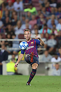 Arthur of FC Barcelona during the UEFA Champions League, Group B football match between FC Barcelona and PSV Eindhoven on September 18, 2018 at Camp Nou stadium in Barcelona, Spain - Photo Manuel Blondeau / AOP Press / ProSportsImages / DPPI