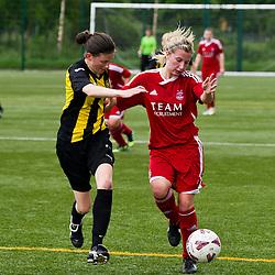 Hutchison Vale v Aberdeen | Scottish Women's Premier League | 24 June 2012