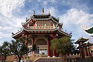 The Cebu Taoist Temple is located in Beverly Hills subdivision of Cebu City and was built by Cebu's sizeable Chinese community. The temple is the center of worship for Taoism, the religion which follows the teachings of the ancient Chinese philosopher Lao Tze.