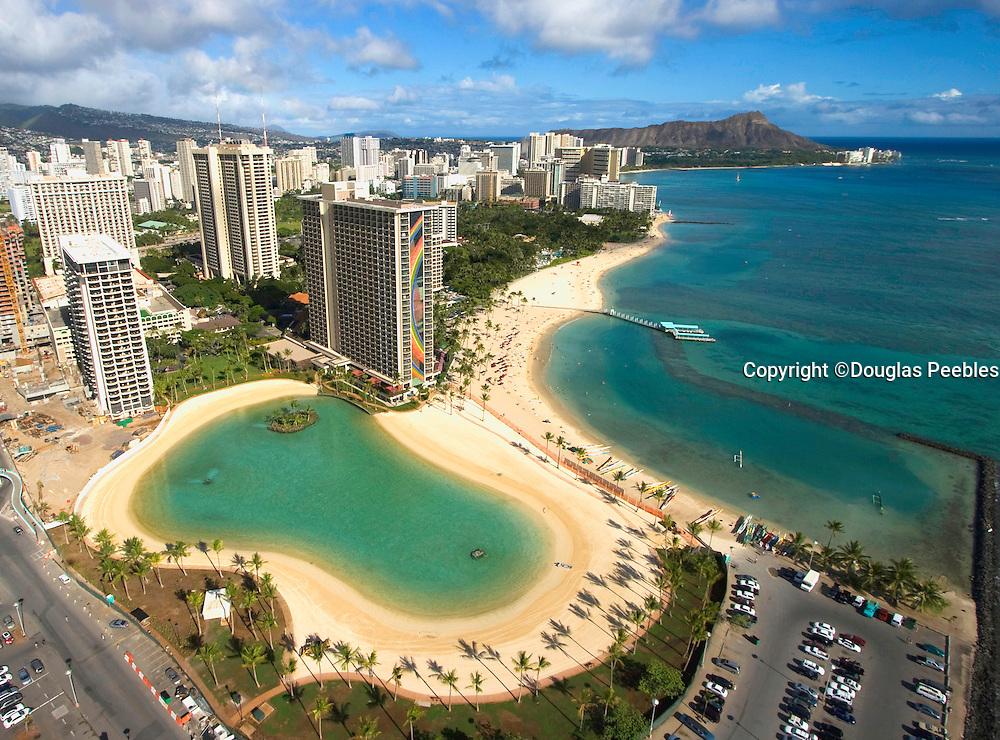 Hilton Hawaiian Village, Waikiki, Oahu, Hawaii