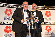 National League Promotion final winners - Salford City during the National League Gala Awards at Celtic Manor Resort, Newport, United Kingdom on 8 June 2019.