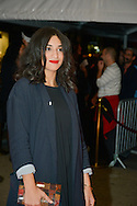 Camelia Jordana during the Opening Ceremony of the Festival International of Film Francophone in Namur in Belgium.  2 october 2015, Namur, Belgium