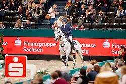 Aromaa Niclas, (FIN), Chairman<br /> CSI-W Leipzig 2017<br /> © Hippo Foto - Stefan Lafrentz<br /> © Hippo Foto - Dirk Caremans<br /> 22/01/17