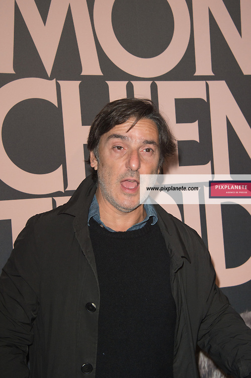 Yvan Attal Avant première du film Mon chien stupide Mardi 22 Octobre 2019 UGC Normandie Paris