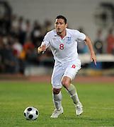 Central Stadium Almaty Kazakhstan v England (0-4) World Cup Qualifying Group.Frank Lampard (England).