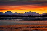 Fairweather Mountains - Glacier Bay