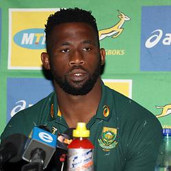 22,06,2018 Springbok Captain's media briefing