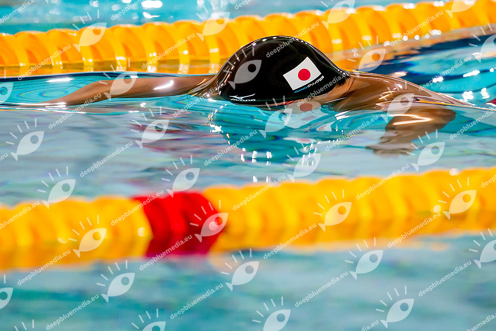KOSEKI Yasuhiro JPN<br /> 50 Breaststroke Men 1/4 Tournament <br /> Mare Nostrum 2017<br /> Monaco, Principality of Monaco <br /> Day02 11-06-2017<br /> Photo Andrea Masini/Deepbluemedia/Insidefoto