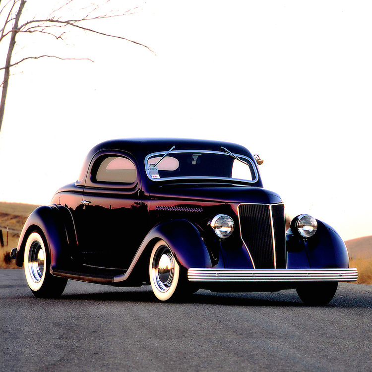 '36 Ford Coupe by Brizio