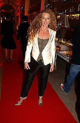 KELLY HOPPEN at the 5th anniversary party for InStyle magazine held at The V&A, Cromwell Road, London SW7 on 19th June 2006.<br />