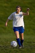 MCHS Varsity Girl's Soccer.vs Manassas Park.4/24/2007