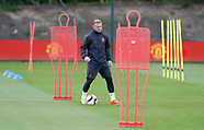 Manchester United Training Session - 23 May 2017