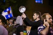 Manifestation étudiante à Montréal printemps 2012  mouvement des casseroles