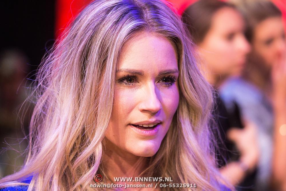 NLD/Amsterdam/20161025 - finale Holland Next Top model 2016, Nikkie Plessen
