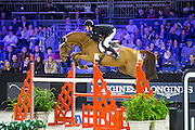Lucas Porter - Cassina 64<br /> Jumping Indoor Maastricht 2016<br /> © DigiShots