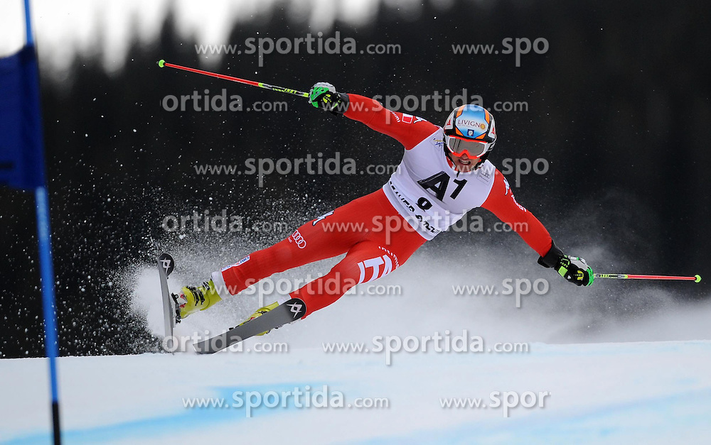 07.12.2014, Birds of Prey Course, Beaver Creek, USA, FIS Weltcup Ski Alpin, Beaver Creek, Herren, Riesenslalom, 1. Lauf, im Bild Roberto Nani (ITA) // Roberto Nani of Italy in actionduring the 1st run of men's Giant Slalom of FIS Ski World Cup at the Birds of Prey Course in Beaver Creek, United States on 2014/12/07. EXPA Pictures © 2014, PhotoCredit: EXPA/ Erich Spiess