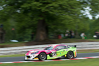 Jordan Stilp (GBR) / William Phillips (GBR)  #45 RCIB Insurance Racing  Ginetta G55 GT3  Ford Cyclone 3.7L V6 British GT Championship at Oulton Park, Little Budworth, Cheshire, United Kingdom. May 28 2016. World Copyright Peter Taylor/PSP.