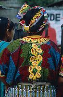Guatemala, Chichicastenango, marche du dimanche // Guatemala, Sunday market of Chichicastenango